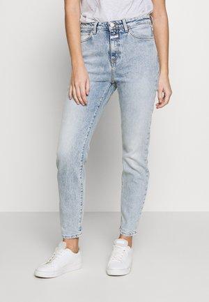BAKER HIGH - Jeans Skinny Fit - light blue