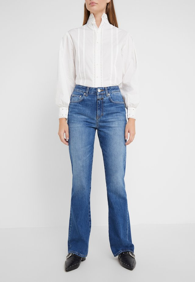 LEAF - Jeans relaxed fit - mid blue