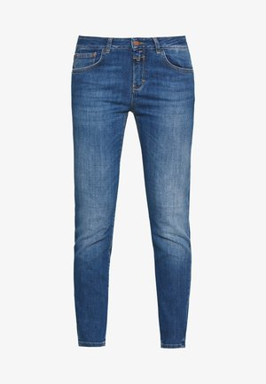 BAKER LONG - Vaqueros slim fit - mid blue