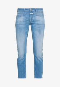 CLOSED - STARLET - Flared Jeans - mid blue - 4
