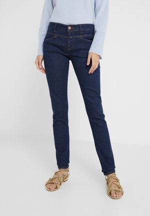 STACEY X - Slim fit jeans - dark blue