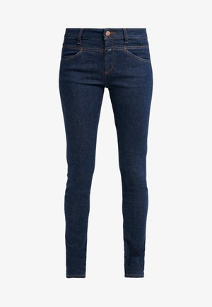 STACEY X - Džíny Slim Fit - dark blue