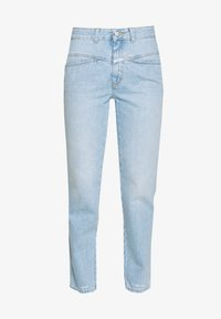 CLOSED - PEDAL PUSHER - Jeans Skinny Fit - light blue - 5