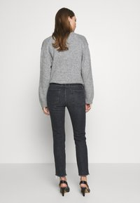 CLOSED - SKINNY PUSHER - Jeans Skinny Fit - dark grey - 2