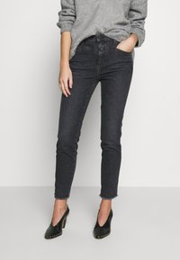 CLOSED - SKINNY PUSHER - Jeans Skinny Fit - dark grey - 0