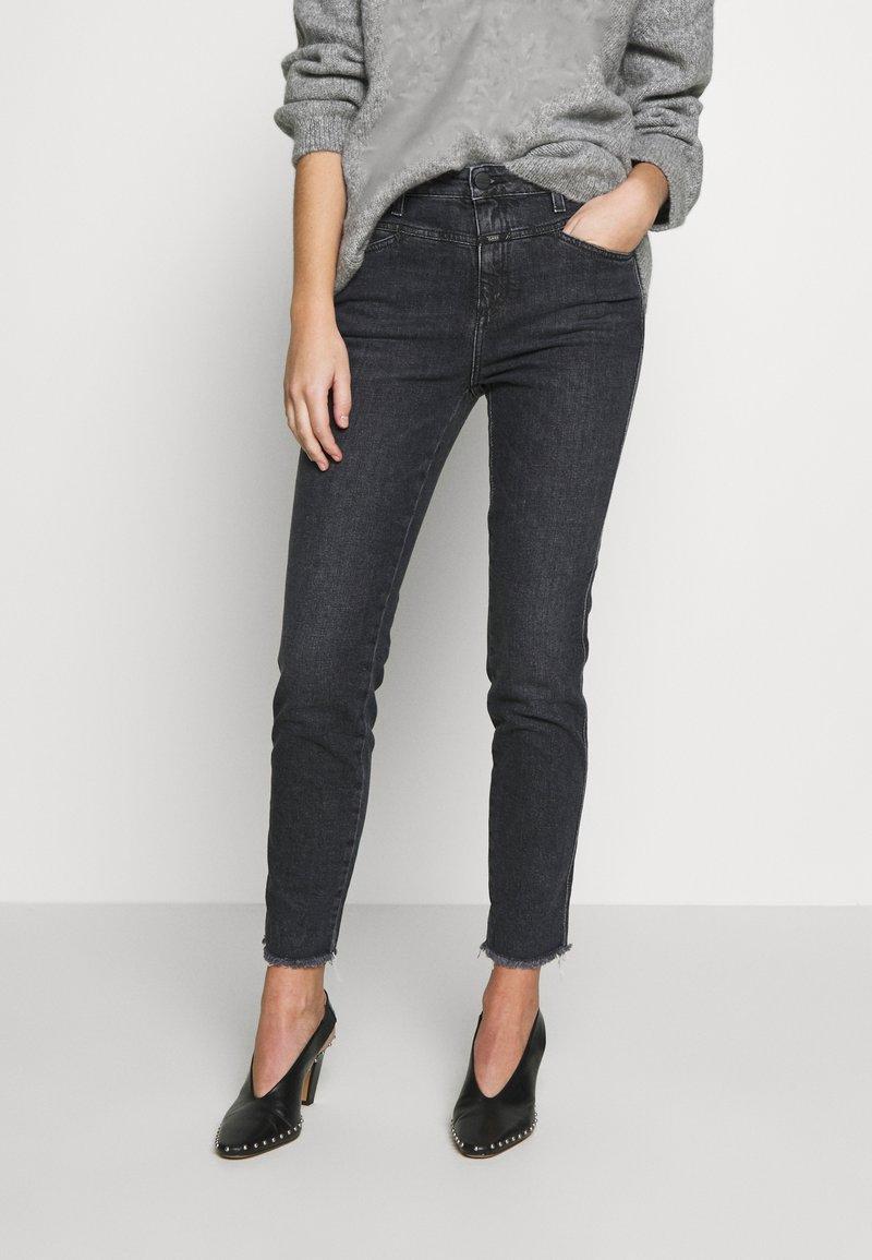 CLOSED - SKINNY PUSHER - Jeans Skinny Fit - dark grey