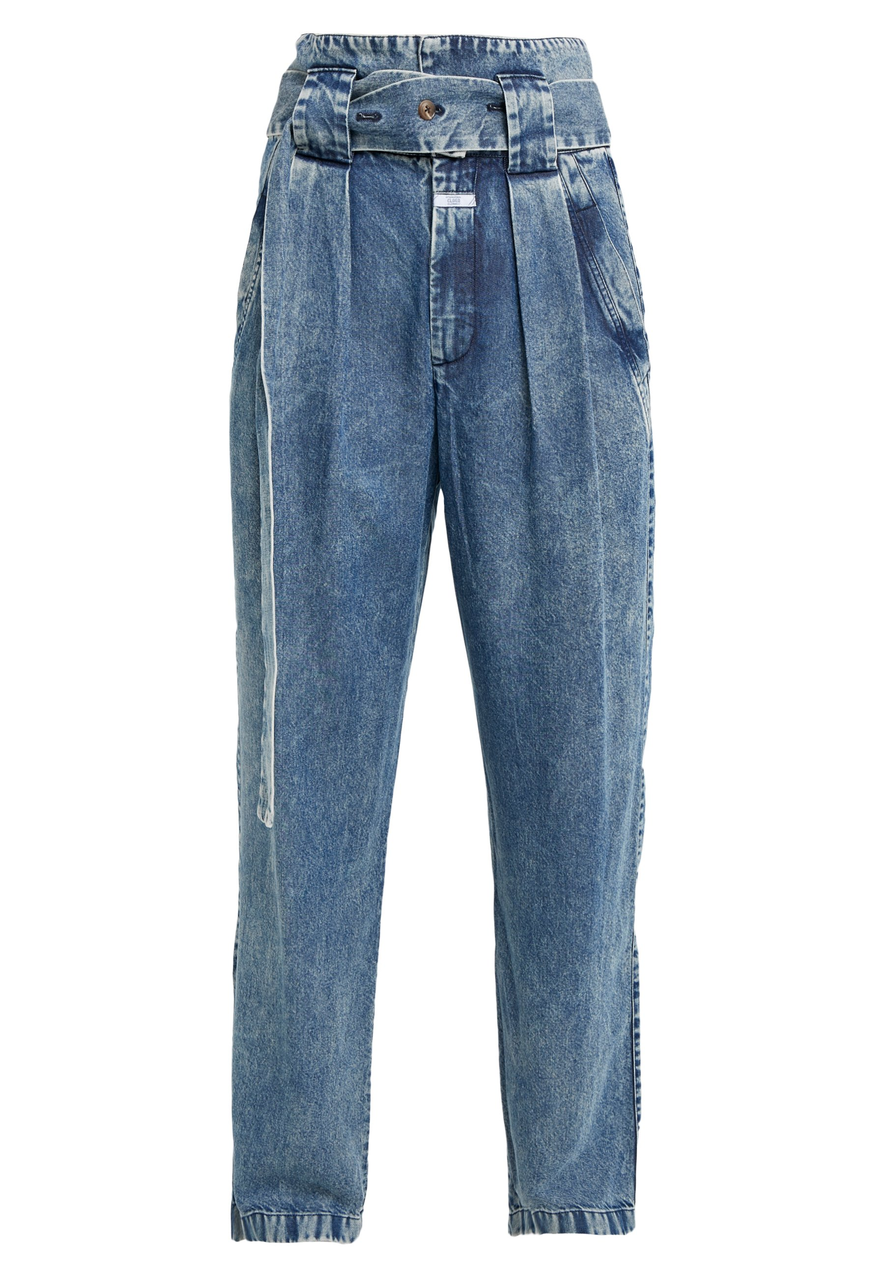 CLOSED GLEN - Jeansy Relaxed Fit - dark blue