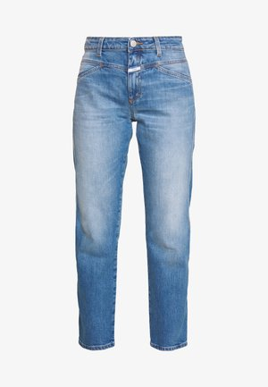 CROPPED - Jeans Skinny Fit - mid blue