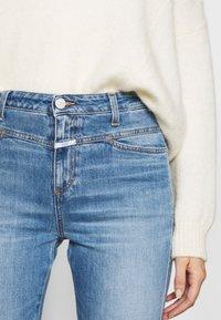 CLOSED - PUSHER - Jeans Skinny Fit - blue denim - 5