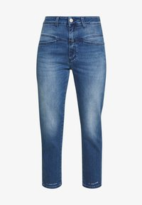 CLOSED - PEDAL PUSHER - Relaxed fit jeans - blue denim - 5