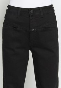 CLOSED - PEDAL PUSHER - Relaxed fit jeans - black - 7