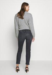 CLOSED - BAKER HIGH - Jeans Skinny Fit - dark grey - 2