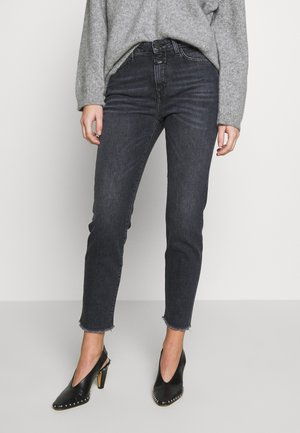 BAKER HIGH - Jean slim - dark grey
