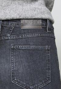 CLOSED - BAKER HIGH - Jeans Skinny Fit - dark grey - 6