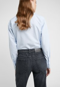 CLOSED - CROPPED X - Straight leg jeans - dark grey - 3