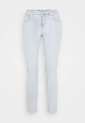 BAKER MID WAIST CROPPED LENGTH - Slim fit jeans - extrem light