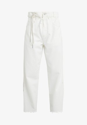 LEXI - Relaxed fit jeans - creme