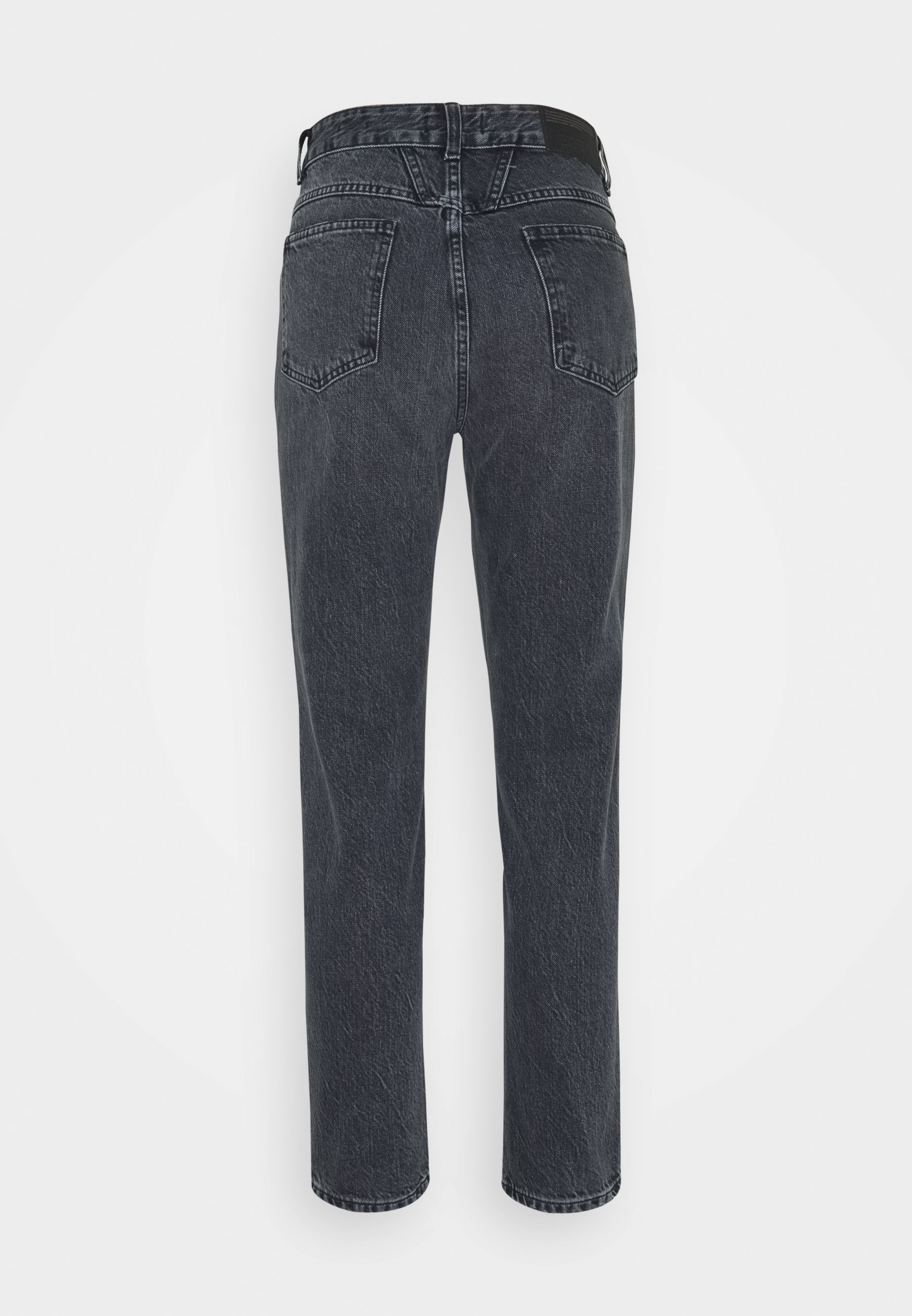 CLOSED PEDAL PUSHER - Jeans Straight Leg - mid grey