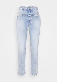 CLOSED - PEDAL PUSHER - Jeans a sigaretta - light blue - 0