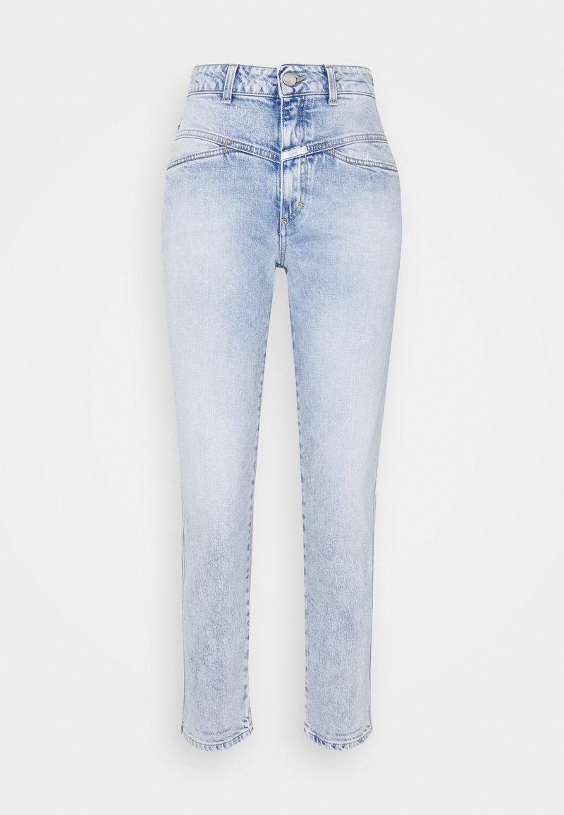 CLOSED - PEDAL PUSHER - Jeans a sigaretta - light blue