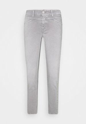 STARLET - Jeans slim fit - grey stone