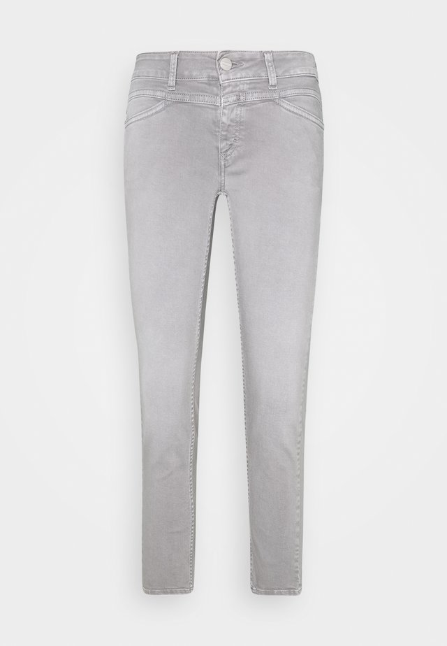 STARLET - Jeans slim fit - grey stone