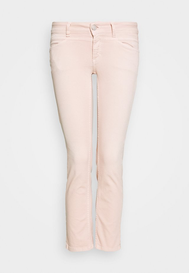 STARLET - Jeans slim fit - rose quartz