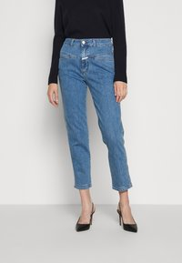 CLOSED - PEDAL PUSHER - Straight leg jeans - mid blue - 0