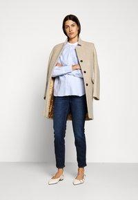 CLOSED - BAKER HIGH - Jeans slim fit - dark blue - 1
