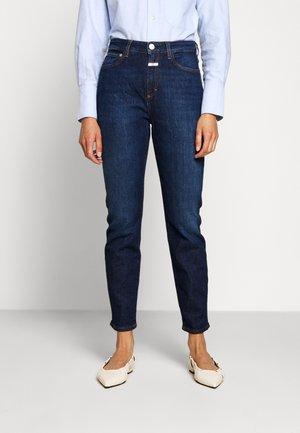 BAKER HIGH - Jeans slim fit - dark blue