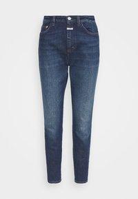 CLOSED - BAKER HIGH - Jeans slim fit - dark blue - 4