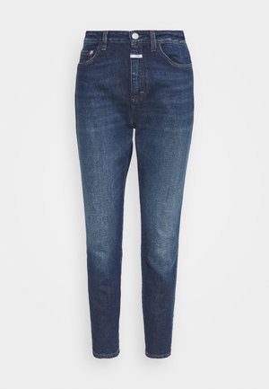 BAKER HIGH - Jeans slim fit - dark blue