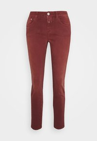 CLOSED - BAKER - Slim fit jeans - mahogany - 4