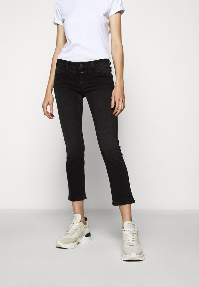 STARLET - Slim fit jeans - dark grey