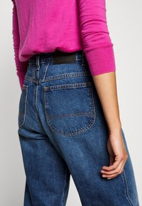 CLOSED - WORKER '85 - Jeans a sigaretta - blue - 3