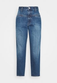 CLOSED - WORKER '85 - Jeans a sigaretta - blue - 4