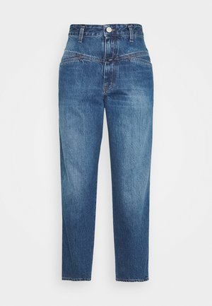 WORKER  - Jeans a sigaretta - blue