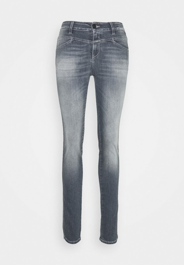 STACEY - Jeans Skinny Fit - mid grey