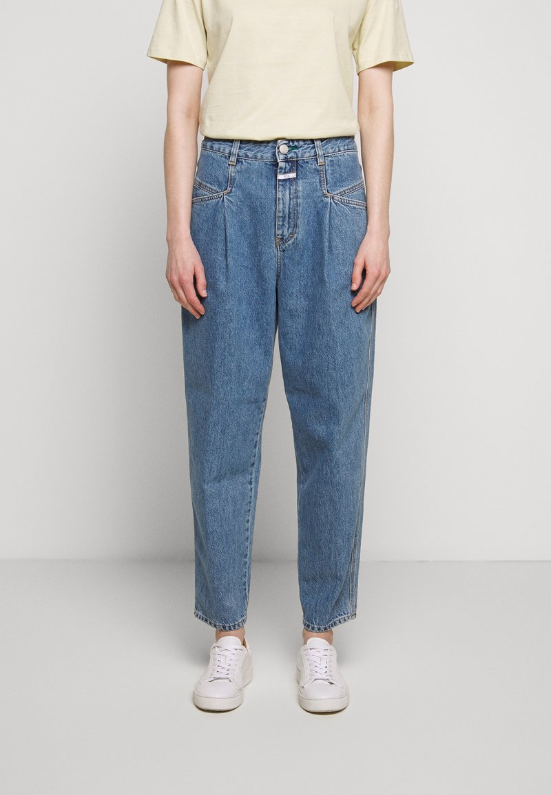 CLOSED - PEARL - Jeans a sigaretta - mid blue