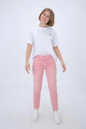 Slim fit jeans - pink blush