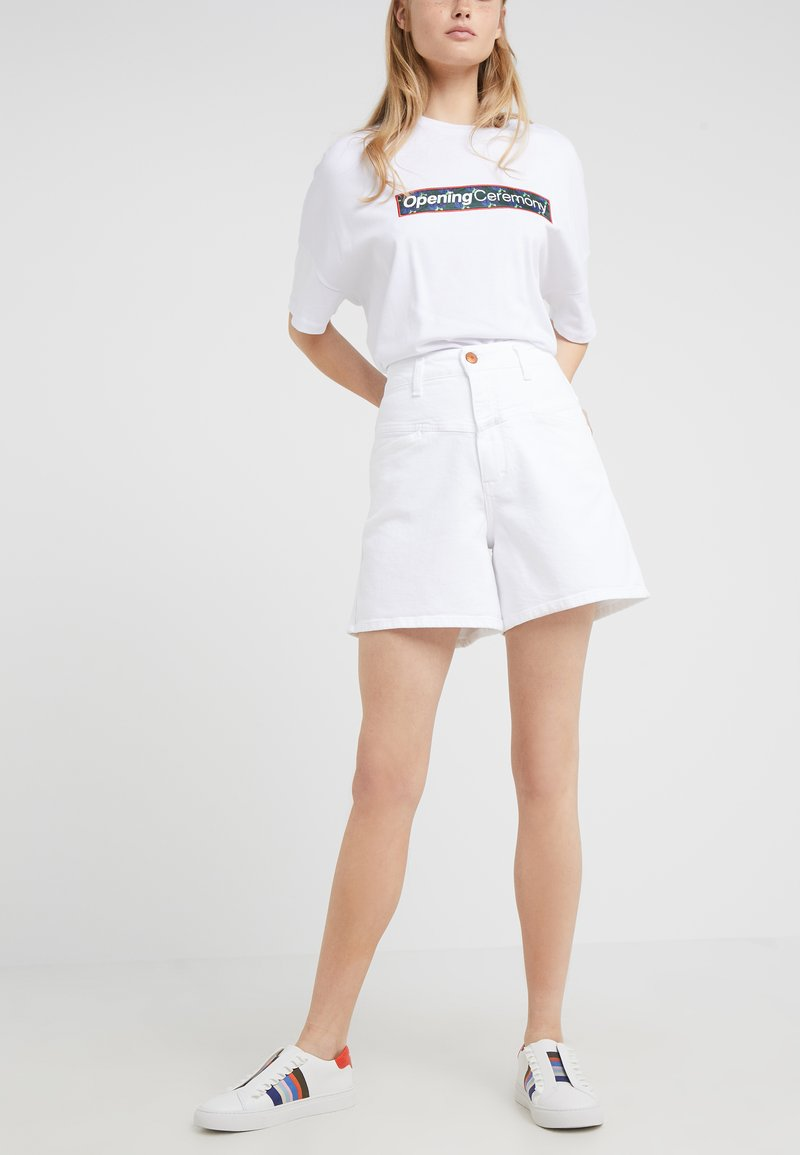 CLOSED - WORKER - Shorts - white