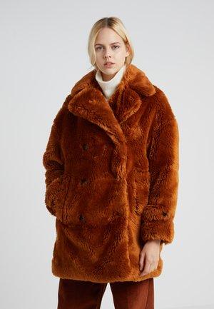MORTIMER - Krátký kabát - pecan
