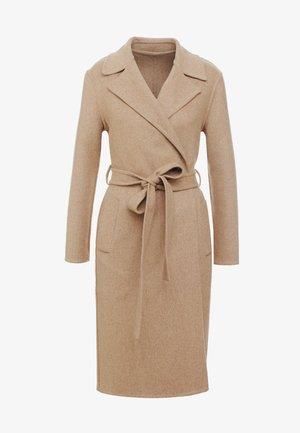 BALE - Classic coat - burlywood