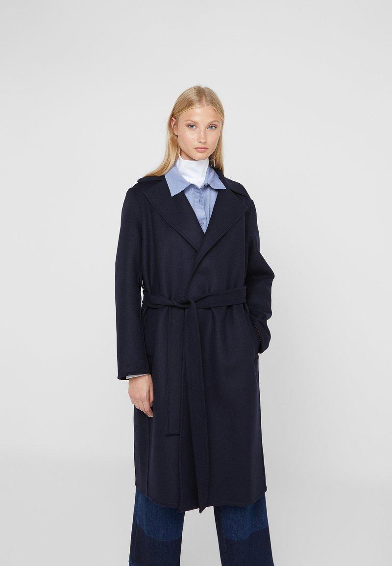 CLOSED - BALE - Zimní kabát - navy