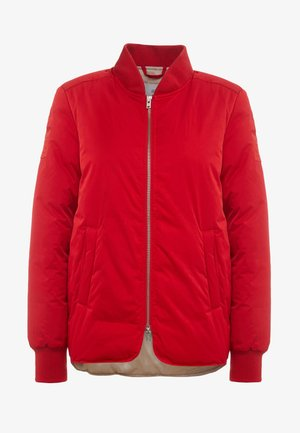 KALI - Chaquetas bomber - red pepper