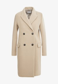 CLOSED - CROSS - Cappotto classico - honey - 4