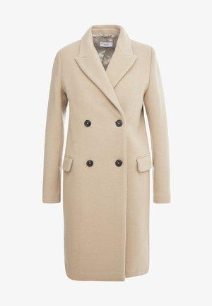 CROSS - Zimní kabát - honey