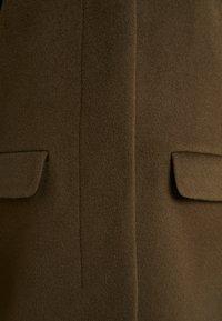 CLOSED - PORI - Cappotto classico - sea tangle - 6