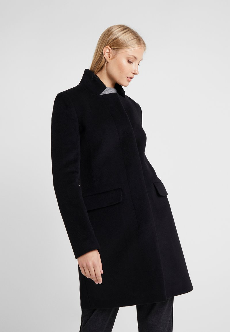 CLOSED - PORI - Classic coat - black