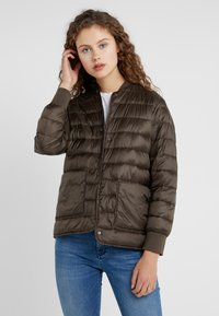 CLOSED - MITCHELL - Parka - sea tangle - 4